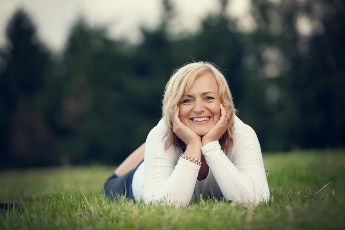Jóga je pro mě krajina srdce ......Irena Kubicová