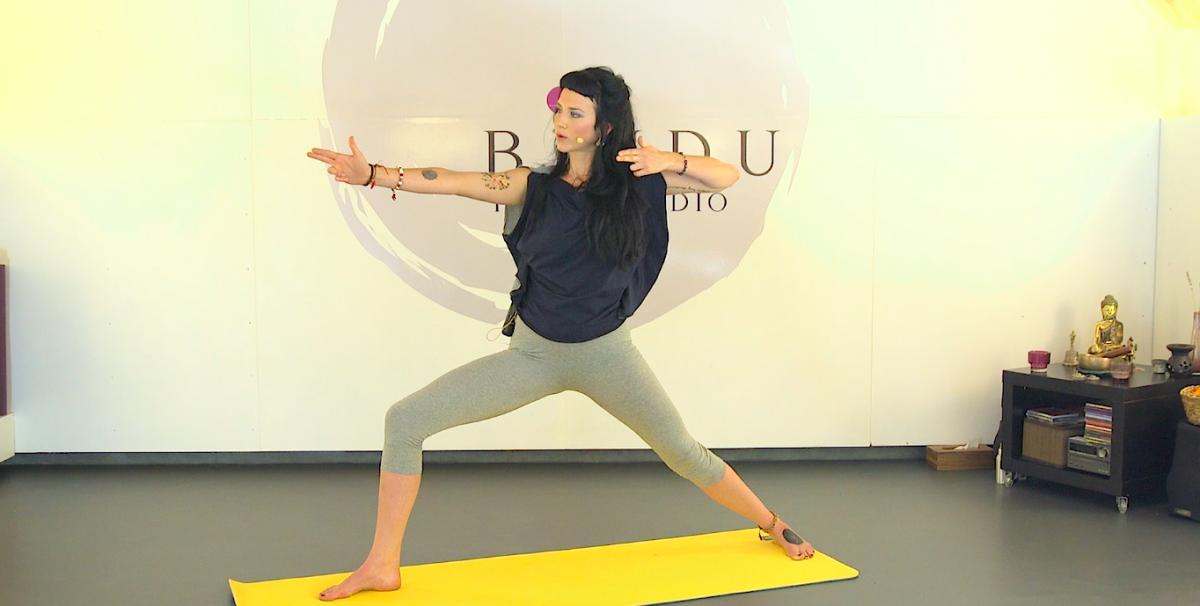JÓGA VIDEO: Čakra jóga I. (muladhára, svádhištána, manipúra)