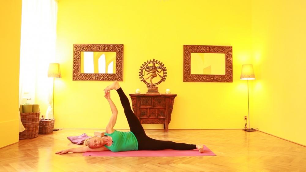 VIDEO: Jemná jóga - otevření kyčlí