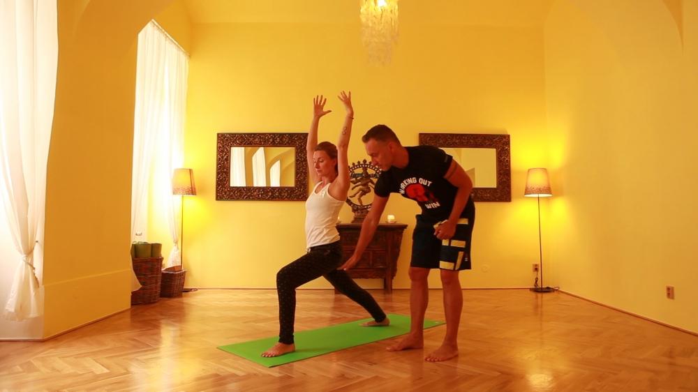 VIDEO: Jak cvičit bojovníky?