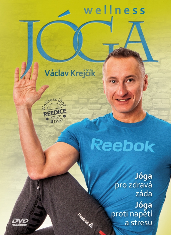 2DVD Jóga Wellness