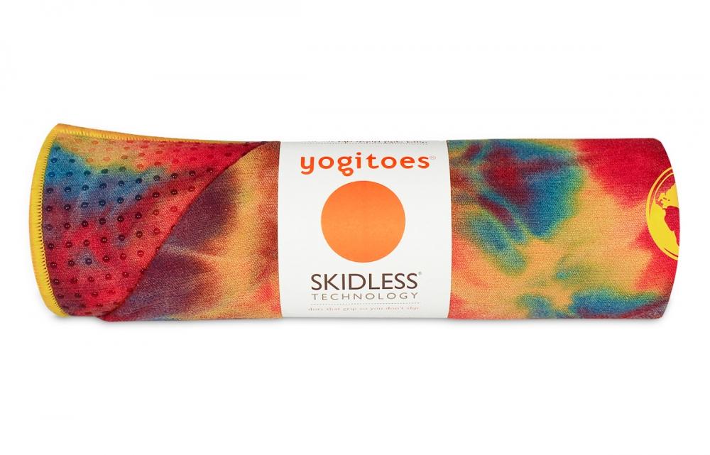 Ručník na podložku Yogitoes Grateful