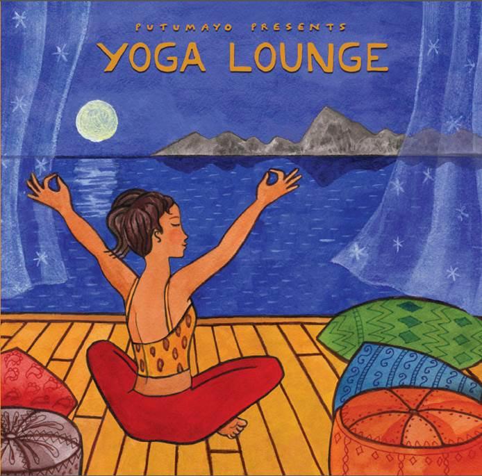 CD Yoga Lounge