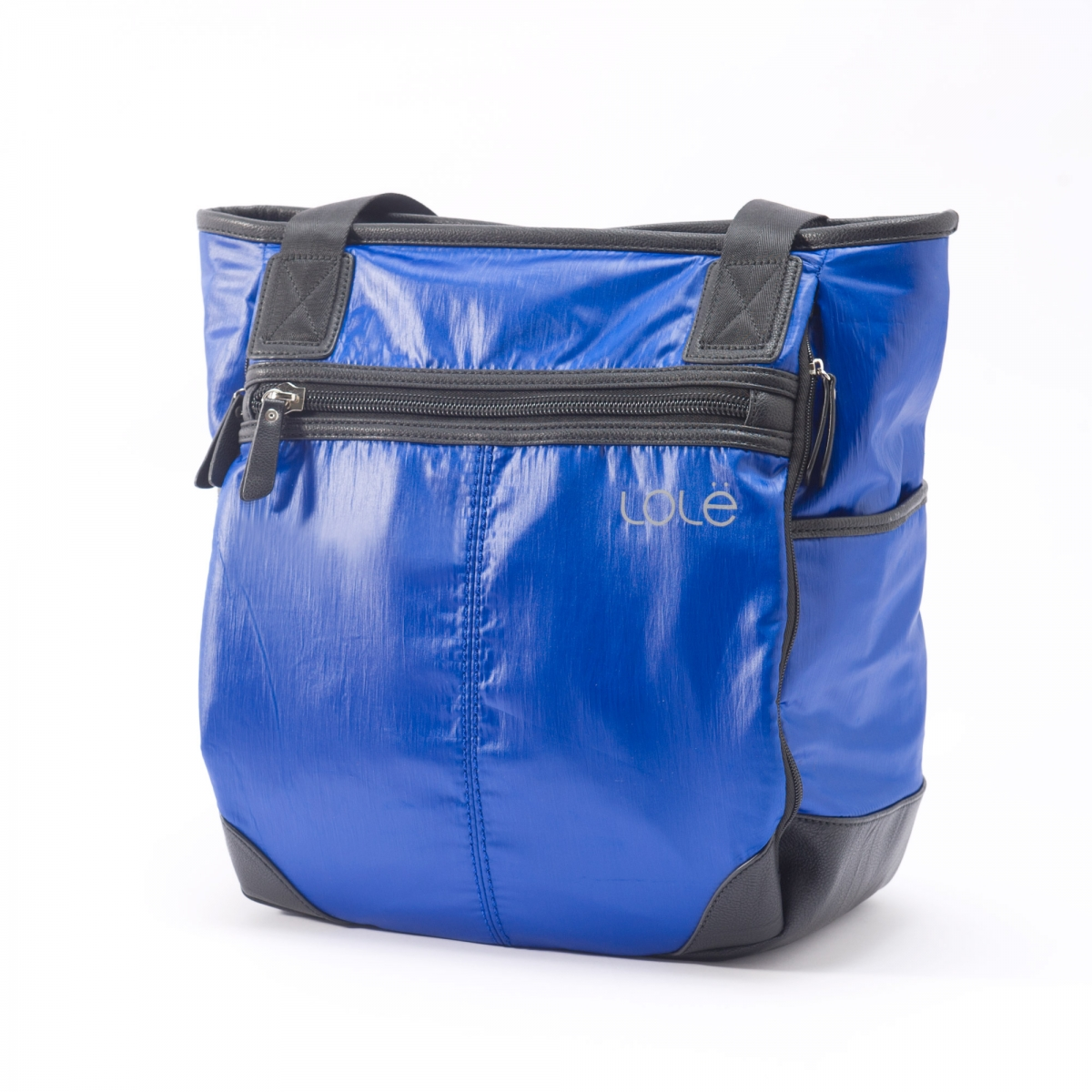 Lily Tote Solidate Blue